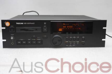 Tascam MD-801P MKII Professional Minidisc Player & Recorder