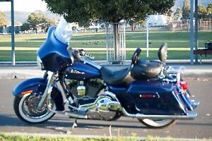 2006 Harley Davidson Street glide FLHXI Chigwell Glenorchy Area Preview