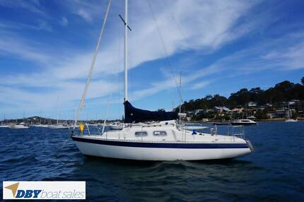 1981 Pacific 27 for sale