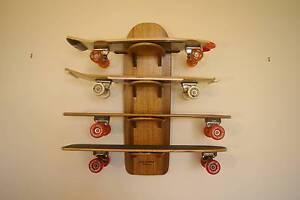 Skateboard Storage and Display Rack by Robinwood Aldinga Beach Morphett Vale Area Preview