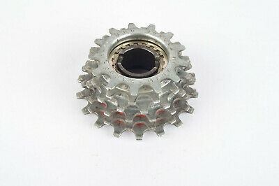 Cycling Cassettes, Freewheels & Cogs Nos Maillard 700 Course 6 Speed Ma 19 Flat Silver France.