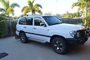 2003 Toyota LandCruiser Wagon Boyne Island Gladstone City Preview