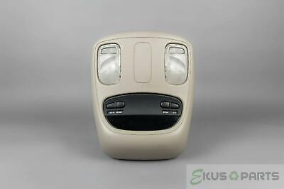 2002-2008 Dodge Ram 1500 2500 3500 Overhead Console with OTIS 56049706AC