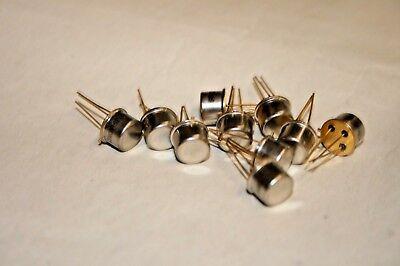 10 Pack 2n4238 Transistor - Pnp 60v - 1 Watt - 3a - 30 Hfe 100-671