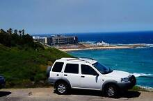 2001 Land Rover Freelander Wagon, low KM, very spacious, automat Waratah West Newcastle Area Preview
