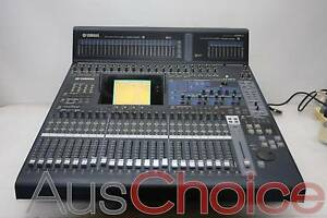 Yamaha 02R96 Digital Mixing Console with Peak Meter Bridge Wacol Brisbane South West Preview
