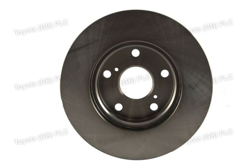 Genuine Lexus CT200H Brake Disc Front Lexus - 4351247040