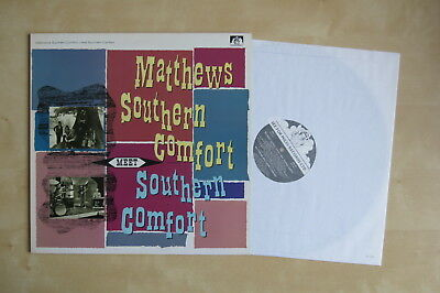 MATTHEWS SOUTHERN COMFORT meet SOUTHERN COMFORT UK vinyl LP See For Miles