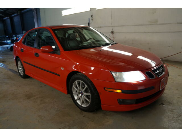 Image 1 of Saab: 9-3 2.0T Arc Red…