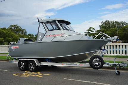 NEW 2017 Stacer 619 Ocean Ranger with Yamaha 150 - PRICE DROPPED!