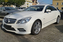 Mercedes-Benz E 350 CDI COUPE AMG BlueEfficiency*VOLL.*