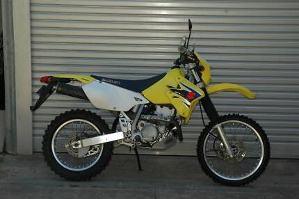 2008 Suzuki DRZ400, 6 month warranty, tidy example, registered