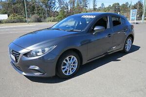 2015 Mazda 3 NEO Medlow Bath Blue Mountains Preview