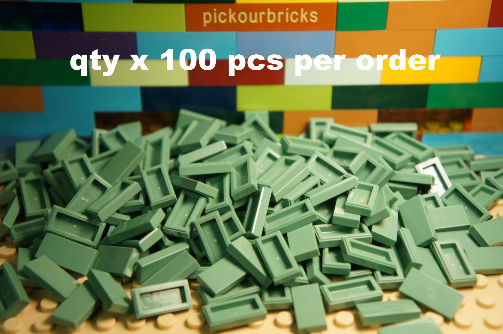LEGO LOT OF 50 NEW BRIGHT PINK 1 X 4 TILES FLAT SMOOTH BLOCKS PIECES