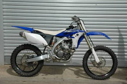 2011 Yamaha YZ250F, 3 month warranty, new chain & sprockets