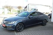 Mercedes-Benz C-Klasse Coupe C 180 CGI BlueEfficiency,Navi,Alu
