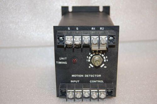 ISSC 1260-1AC MOTION DETECTOR