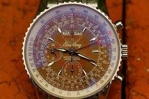 Breitling Navitimer Montbrillant Datora   automatic chronograph Kelvin Grove Brisbane North West Preview