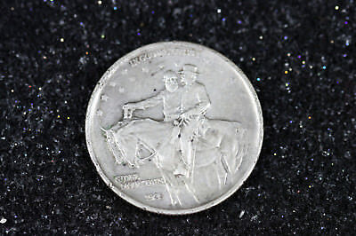 Estate find 1925 Stone Mountain Commemorative Half Dollar #D8680