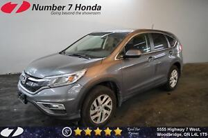 2016 Honda CR-V EX-L| Leather, Backup Cam, All-Wheel Drive!
