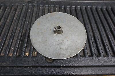 8 Aluminum Sanding Disc 58 Bore Comp. With Shopsmith