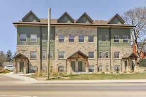 A-102-112 Union St E- Modern town home close to Uptown Waterloo