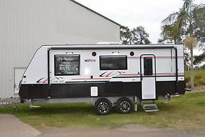 2016 20'6 NEXTGEN LUXLINE SEMI OFF-ROAD LUXURY ENSUITE CARAVAN Gympie Gympie Area Preview
