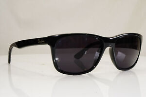 Authentic-RAY-BAN-Mens-Vintage-Sunglasses-Black-Square-RB-4181-601-9A-27272