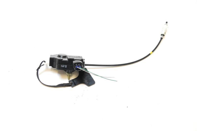 LEXUS RX 300 2007 RHD FUEL FILLER CAP COVER DOOR LOCK ACTUATOR
