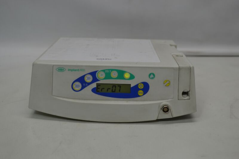 W&H ImplantMED SI-95 Dental Console