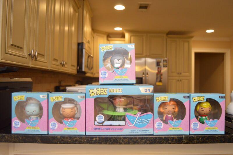 Dorbz The Jetson 6 Pieces Set