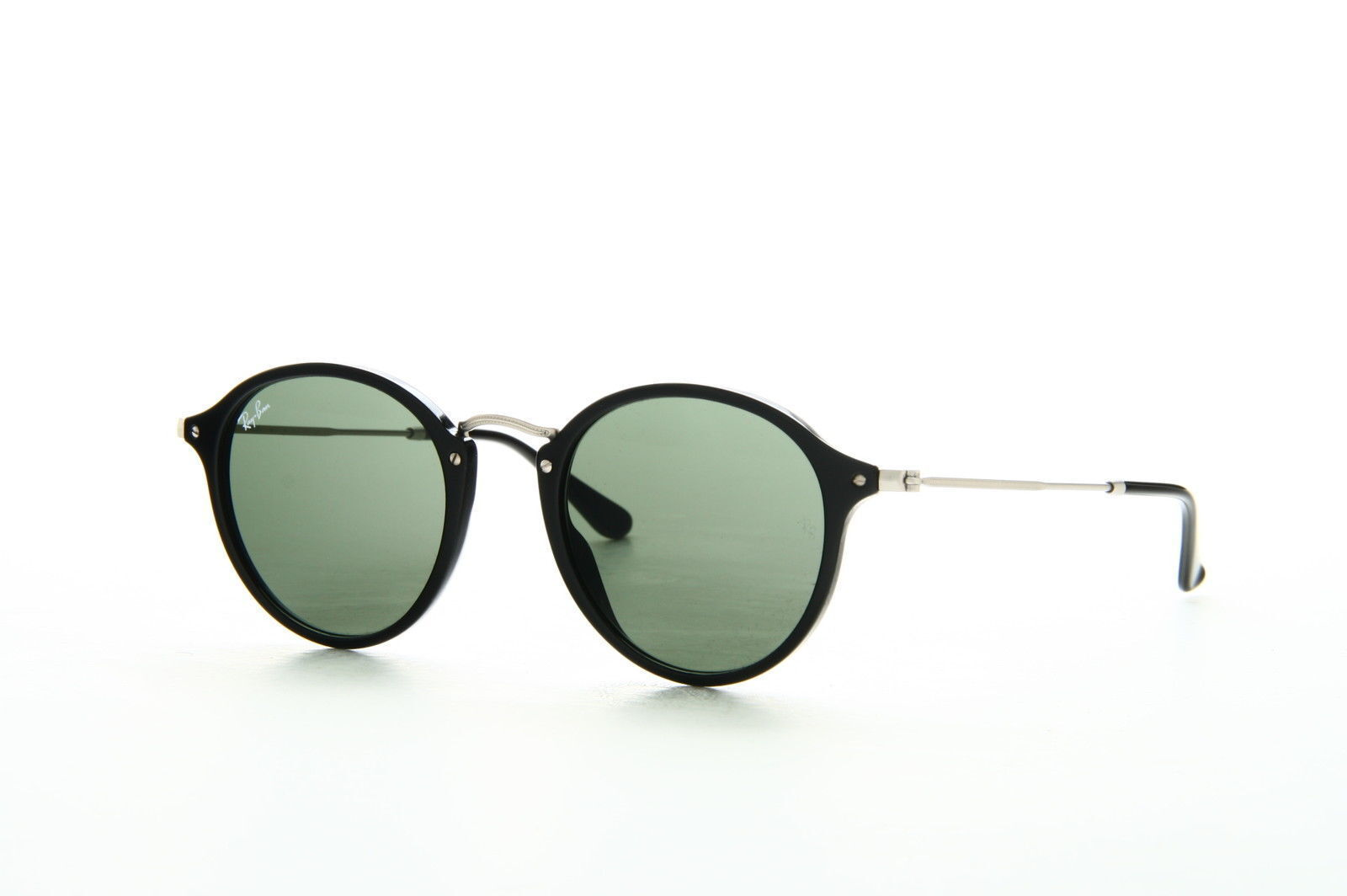 1d9e8beef695b Ray-Ban Round Fleck Sunglasses for sale online