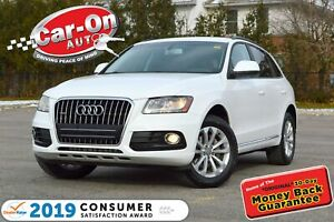 2014 Audi Q5 2.0 QUATTRO LEATHER HTD SEATS FULL PWR GRP LOADED