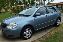 2002 Toyota Corolla Hatchback Inala Brisbane South West Preview