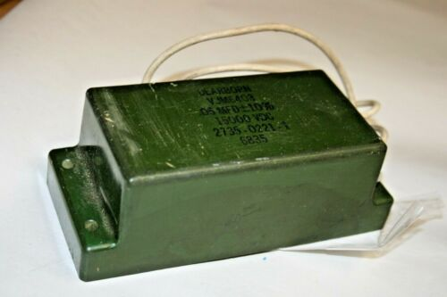 Dearborn® VJM6403 0.05MFD - 15,000VDC High Voltage Capacitor (101-760)