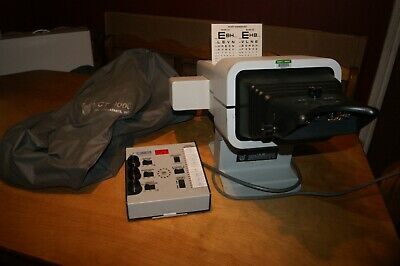 Mct 8000 Multivision Contrast Vision Tester Vistech Consultants