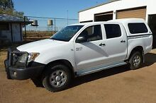 2007 Toyota Hilux Ute Coonamble Coonamble Area Preview