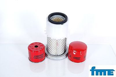 Filter Set For Jcb 801 Motor Perkins 103.10 Filter