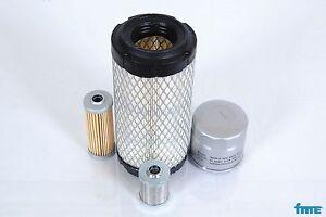 Set-filtro-Terex-TC-10-in-anno-costr-2012-Motore-Yanmar-2TNV70-ANIMALE-4-Filtri