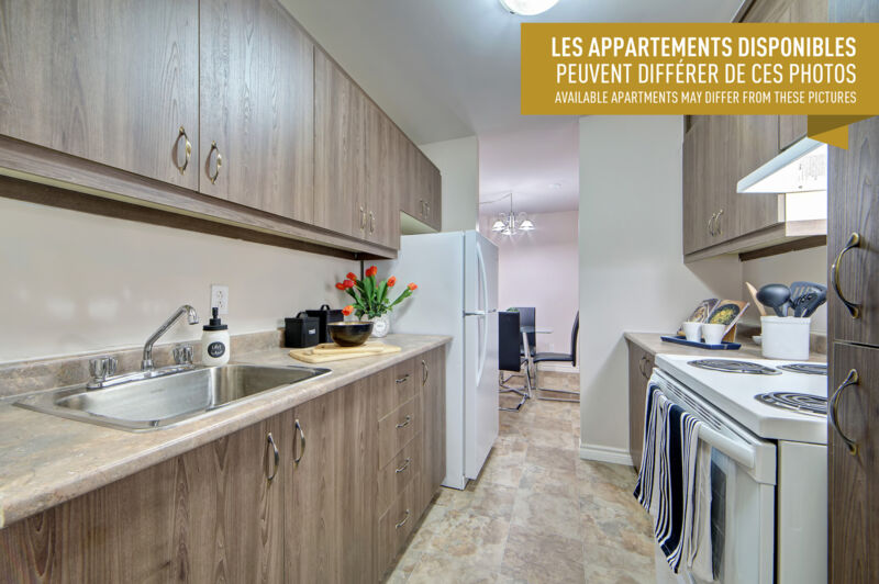 3½ appartement -apartment, Pierrefonds | Locations longue ...