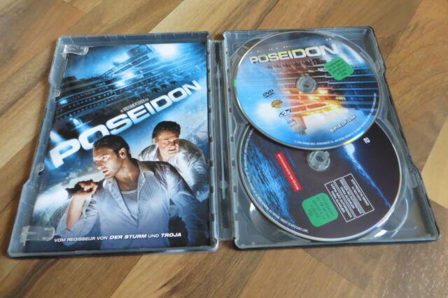Poseidon Special Edition Steelbook 2 DVDs ★★ TOP >>>>>