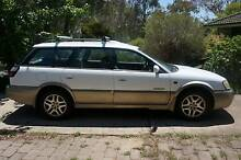 2000 Subaru Outback Wagon Aranda Belconnen Area Preview