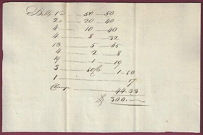 Used, Early American Manuscript Document, East Hartford, Connecticut, January 23, 1799 for sale  Binghamton
