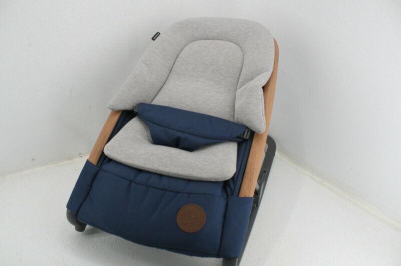 Maxi Cosi Kori 2 in 1 Rocker Metro Essential Blue 2 Modes 3 Seat Positions