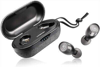 Riper Tech LYPERTEK TEVI Verdadero Inalámbrico Auricular Bluetooth 5.0 IPX7 Agua