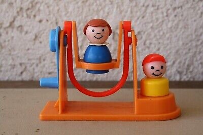 FPLP Fisher Price Little People Play Family #2550 Jump Rope Boy