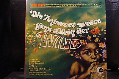 Various Artists - Die Antwort weiss ganz allein der Wind