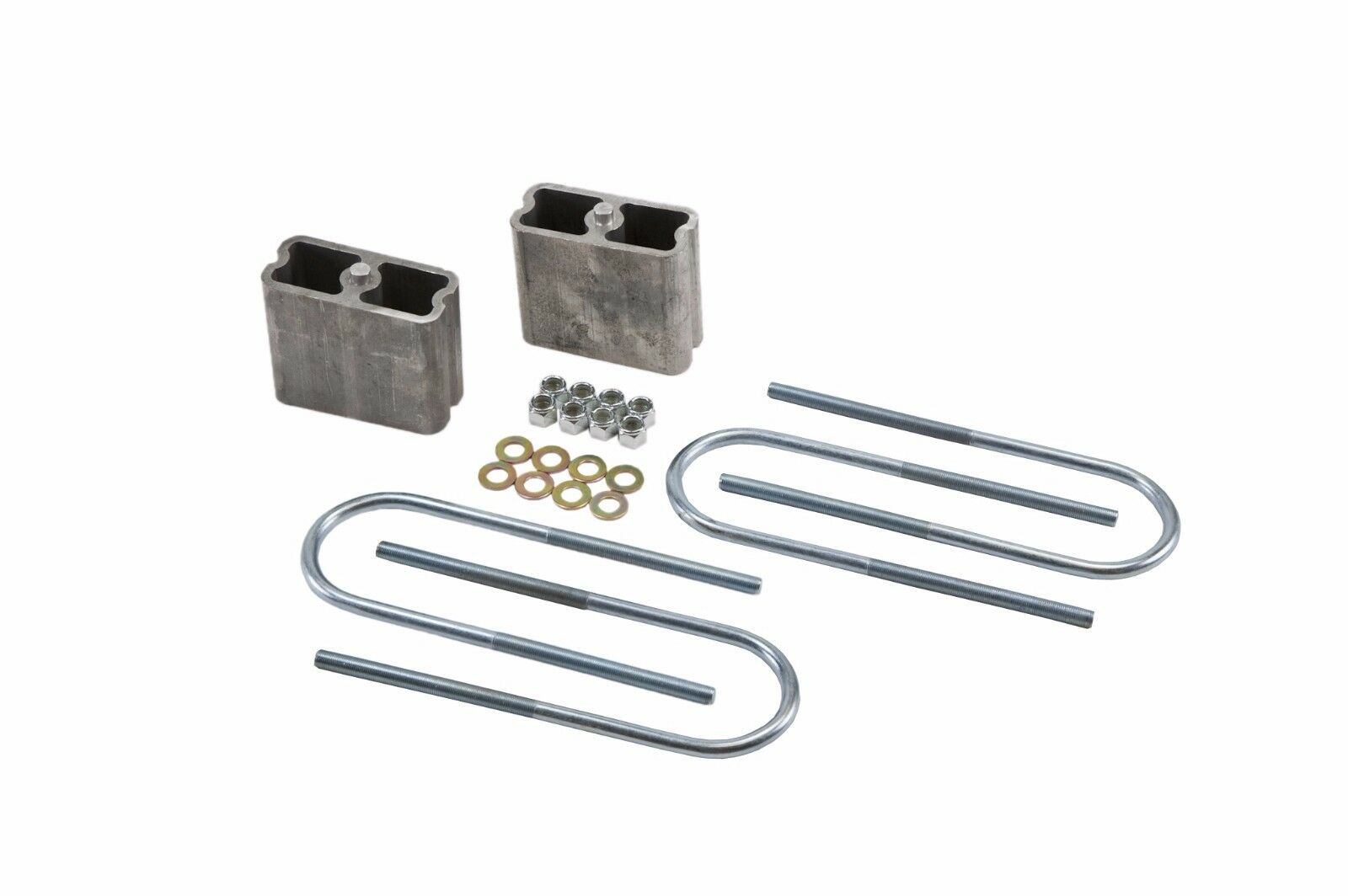 "Belltech Universal 4/"" Extruded Aluminum Lowering Blocks"