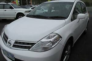 2012 Nissan Tiida ST Hatchback Youngtown Launceston Area Preview