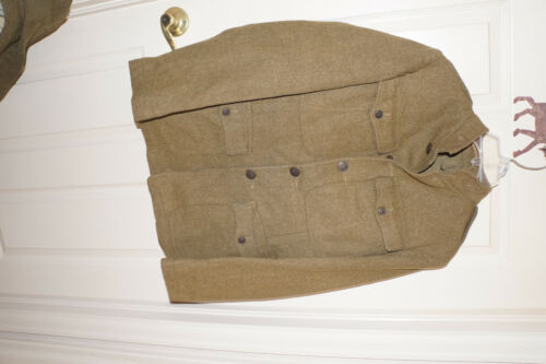 Vintage WW1 military Pants and Top